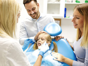 5 Tips to Help Your Child Through Their First Dental Visit